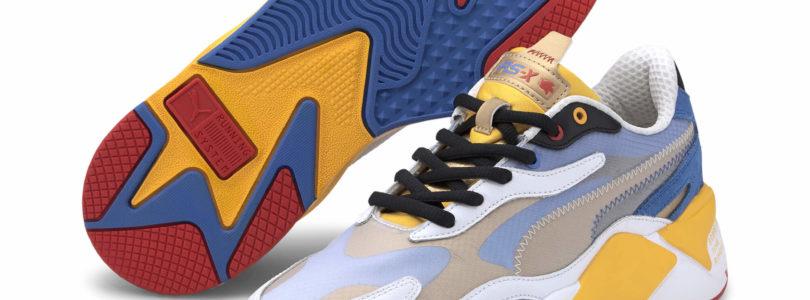 PUMA x SONIC: nuove sneaker e articoli marchiati Sonic