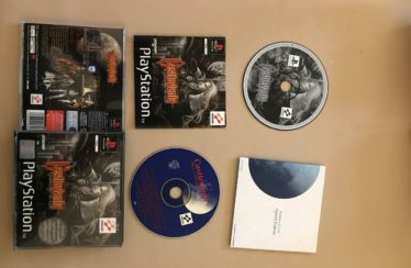 PS1 – Castelvania Symphony Of The Night L.E.- PAL – COMPLETE