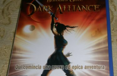 PS2 – Baldur's Gate Dark Alliance – PAL – COMPLETE