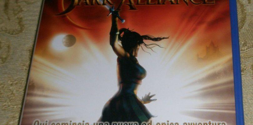 PS2 – Baldur's Gate Dark Alliance – PAL – COMPLETE