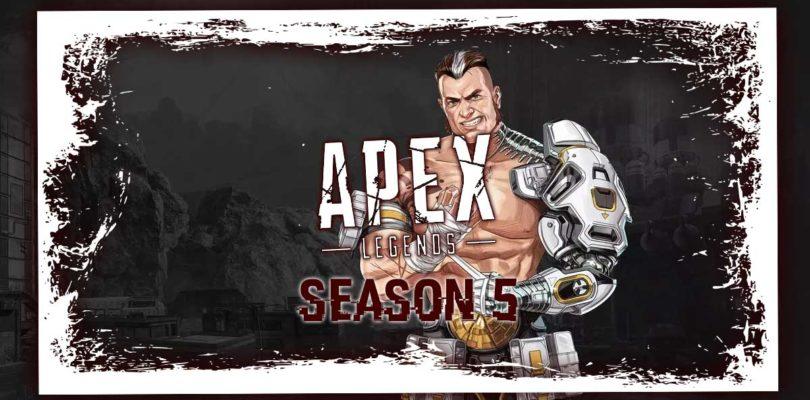 Apex Lengeds: dal 12 maggio la Stagione 5