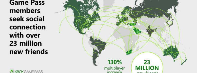 Xbox Gamepass: unisce durante la quarantena, con numeri record!