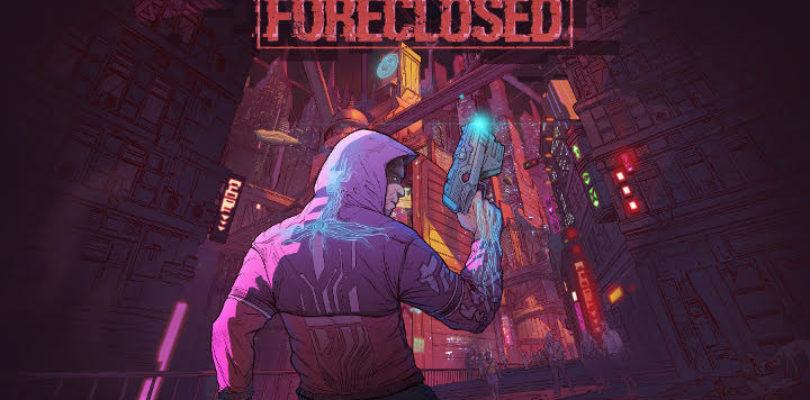 Antab Studios ci parla di FORECLOSED