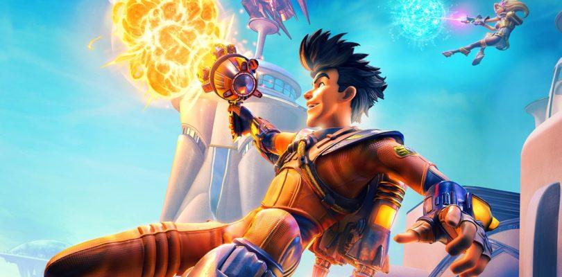 Rocket Arena è disponibile da oggi!