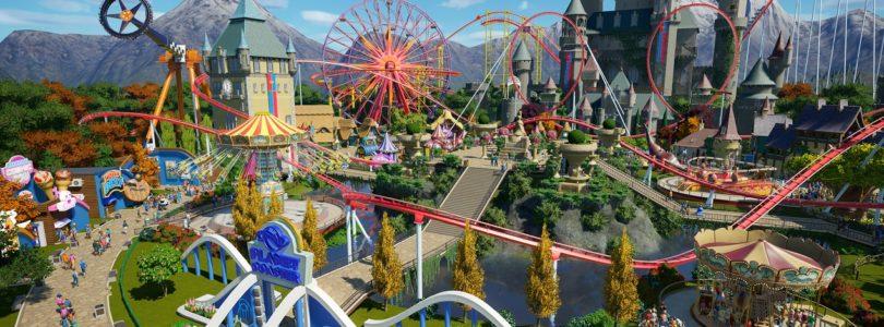 Planet Coaster: Console Edition avvistata in un video, arriva questo autunno!