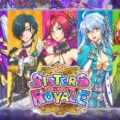 Systers Royale: Five Sisters under Fire Sisters Royale: Five Sisters Under Fire (X1)