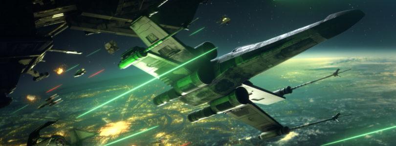 """Star Wars: Squadrons: ecco la clip inedita """"hunted"""""""