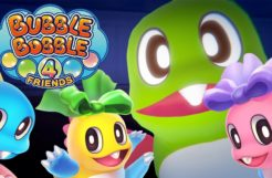 Bubble Bobble 4 Friends Recensione