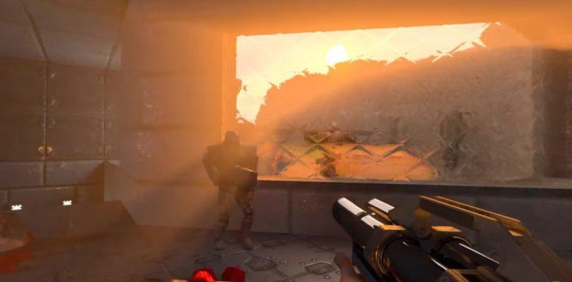 Quake II è il primo gioco a supportare l'API Vulkan Ray Tracing di NVIDIA