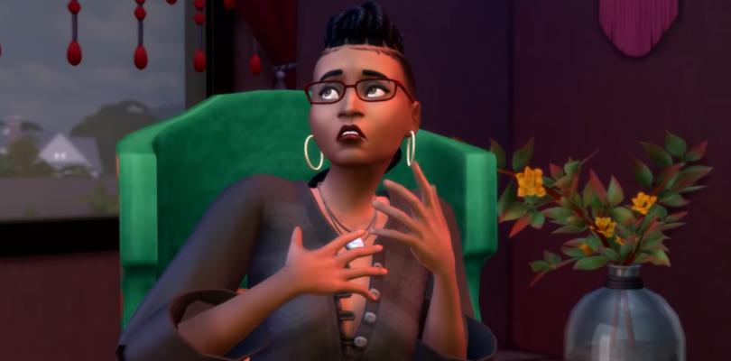 The Sims 4 diventa spettrale con l'update Paranormal!