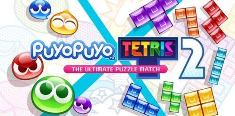 Puyo Puyop Tretris 2 arriva su Steam a marzo