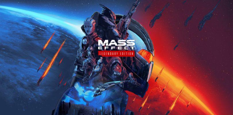 Mass Effect Legendary Edition: disponibile dal 14 maggio