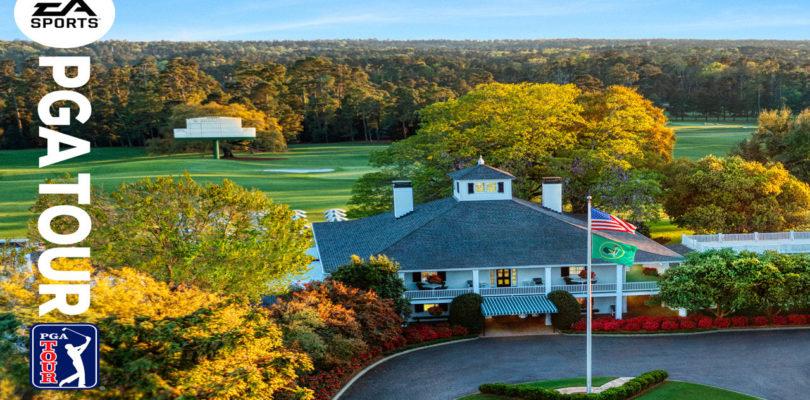 EA SPORTS PGA TOUR: In esclusiva il torneo The Masters