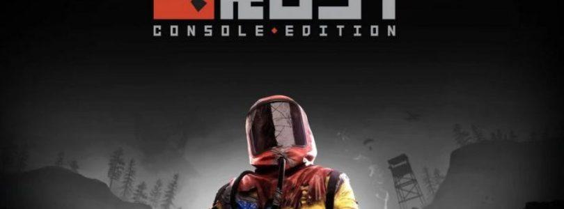 RUST console edition arriva su Xbox One e PS4 in primavera