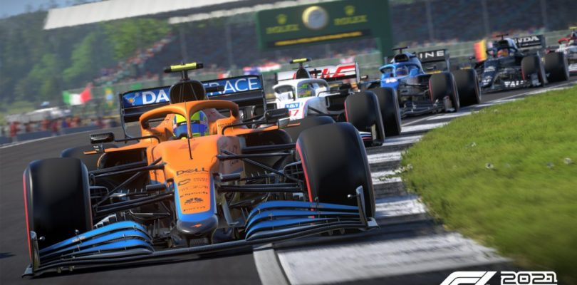F1 2021 sarà disponibile dal 13 luglio