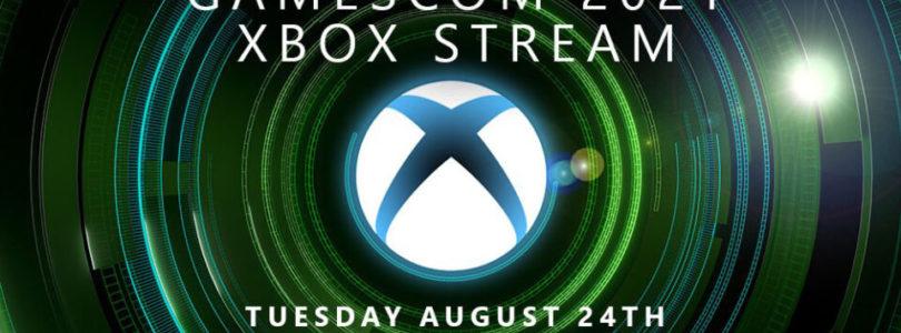 Lo stream Xbox della Gamescom 2021