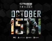 Crysis Remastered Trilogy arriverà il 15 ottobre prossimo