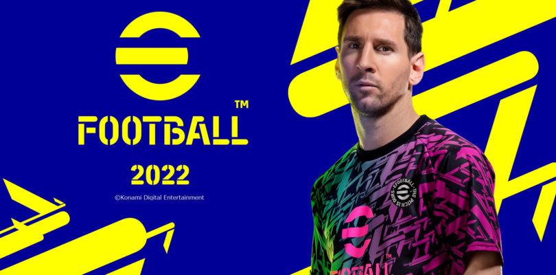 Konami annuncia eFootball 2022 in uscita il 30 settembre