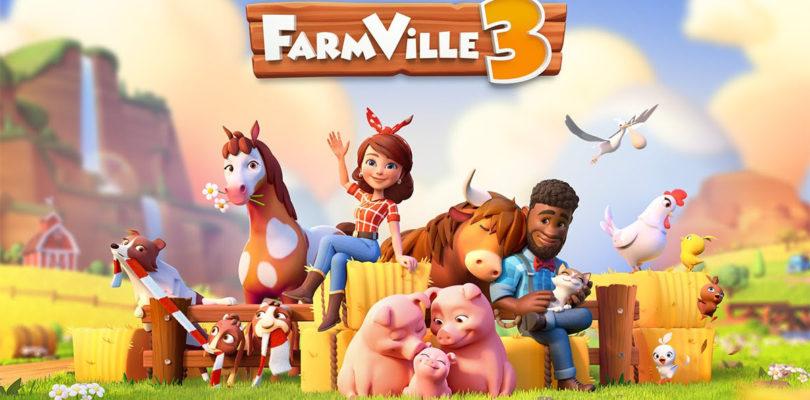 Zynga apre le pre-registrazioni per Farmville 3